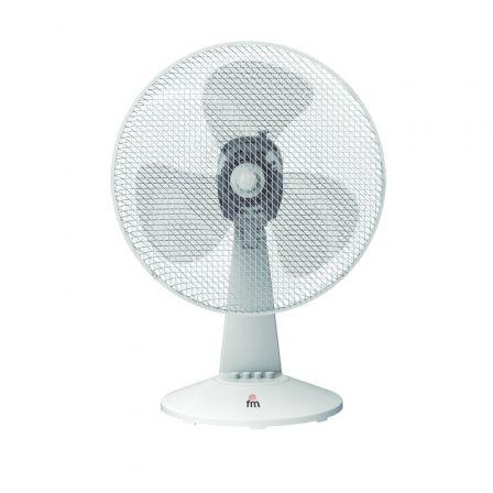 Ventilador de Sobremesa FM SB-140/ 40W/ 3 Aspas 40cm/ 3 velocidades