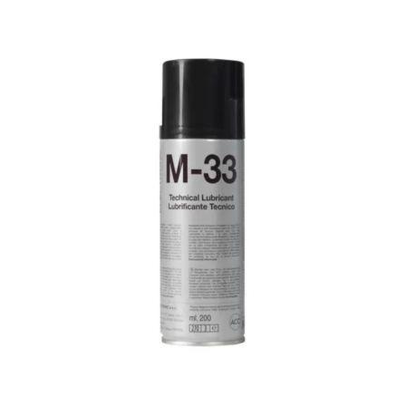 Aceite Lubricante Fonestar M-33/ Especial Electrónica/ Capacidad 200ml