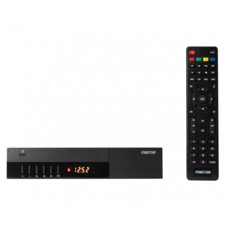 Receptor TV Satélite Fonestar RDS-523HD