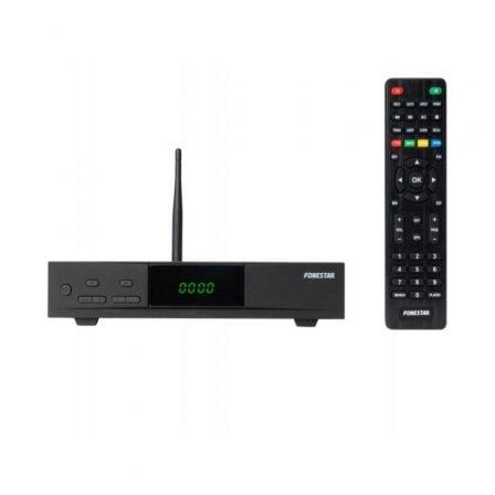 Receptor TV Satélite Fonestar RDS-585WHD