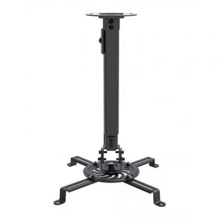 Soporte de Techo para Proyector Fonestar SPR-549N/ Inclinable-Orientable-Extensible/ hasta 13.5kg