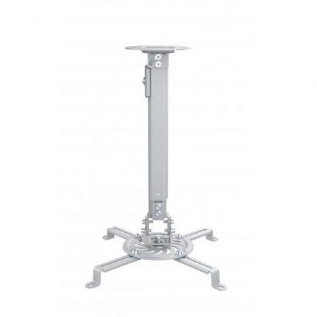 Soporte de Techo para Proyector Fonestar SPR-549P/ Orientable-Inclinable/ hasta 13.5kg