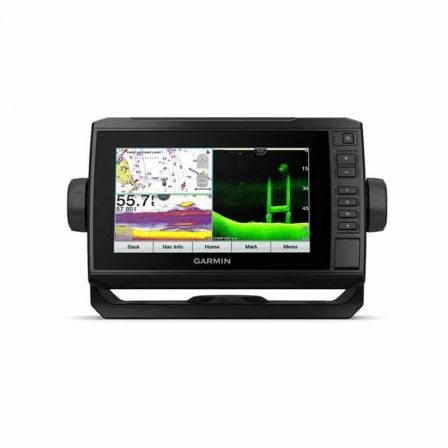 Plotter Sonda Garmin Echomap UHD 72CV 7