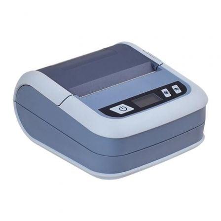 Impresora de Tickets Portátil Premier ILP-80/ Térmica/ Ancho papel 72mm/ USB-Bluetooth/ Gris