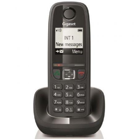 Teléfono Inalámbrico Gigaset AS405/ Negro