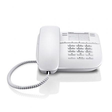 Teléfono Gigaset  DA410/ Blanco