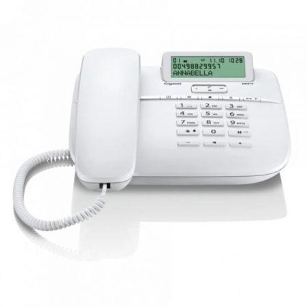 Teléfono Gigaset DA611/ Blanco