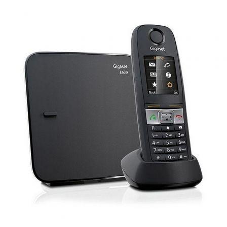 Teléfono Inalámbrico Gigaset E630/ Negro