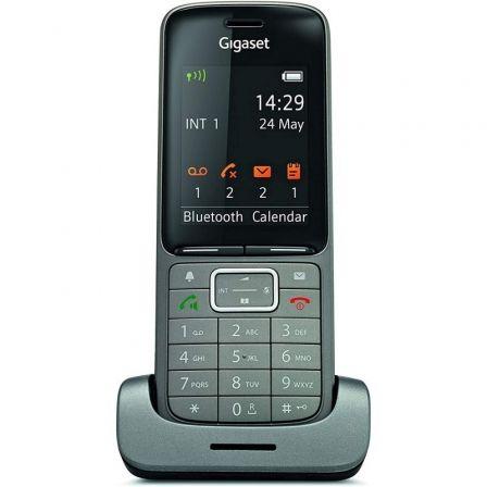 Teléfono Inalámbrico Gigaset SL750H Pro/ Negro Grafito