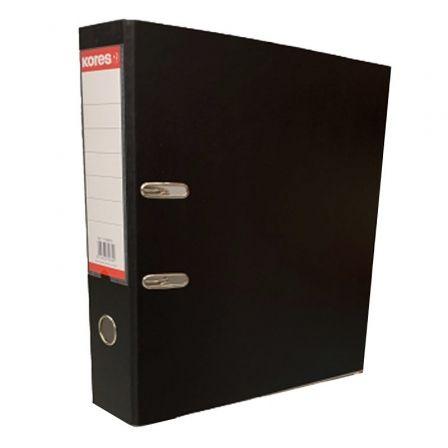Archivador Grafoplás 17299610/ Folio/ Negro