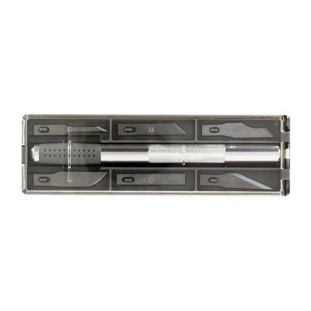 Cutter de Precisión Grafoplás Westcott 73584600/ Acero