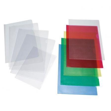 GRA-DOSSIER A4 PVC CRI 50UDS