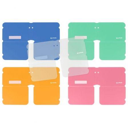 Fundas para Mascarilla Grafoplás 85002099/ Pack 5 uds/ Colores Surtidos