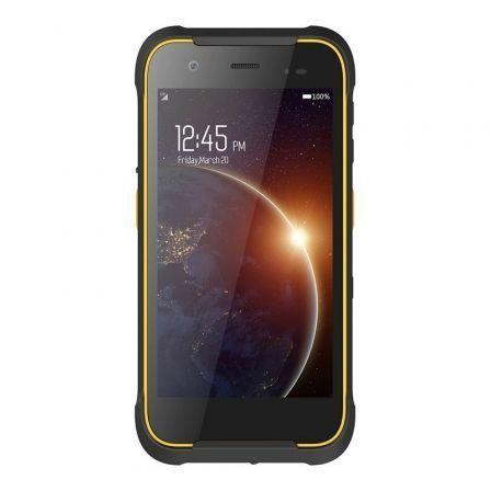 "SMARTPHONE MOVIL CON SCANNER PROFESIONAL HAMMER BS21 - 5"" - QC 1.5GHZ - 2GB RAM - 16GB - LECTOR CODIGO BARRAS HONEYWELL 2D - ANDROID - RUGERIZADO"