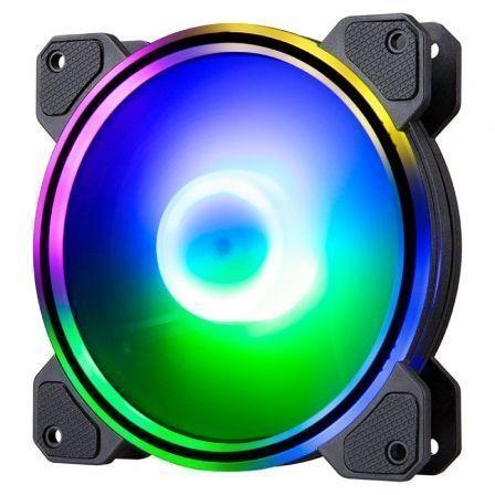 Ventilador Hiditec N9-ARGB/ 12cm