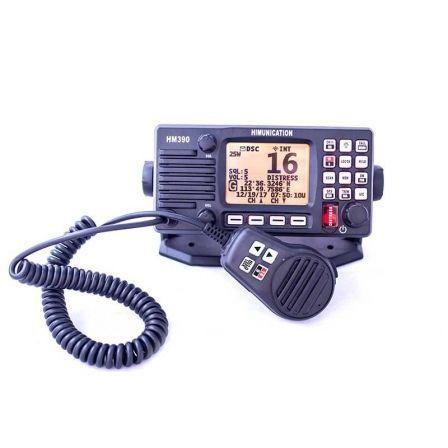 Radio VHF Fija Himunication HM390 con NMEA0183 y DSC
