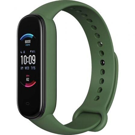 Pulsera Smartband Huami Amazfit Band 5/ Verde Oliva