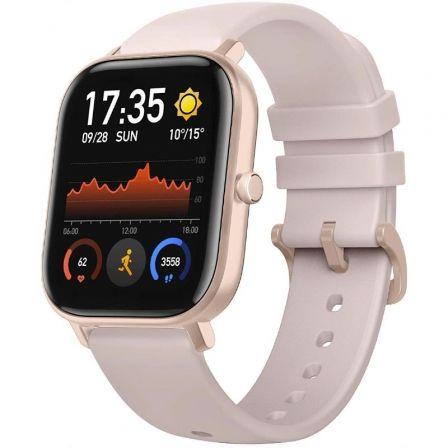 Amazfit GTS Reloj Smartwatch Rose Pink