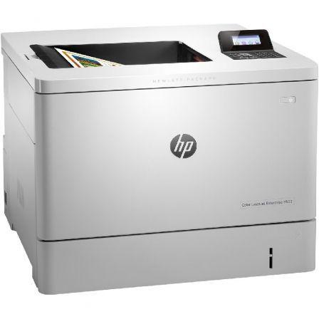 IMPRESORA HP LASERCOLOR ENTERPRISE M553DN - 40/40PPM - 1200X1200PPP - DUPLEX - EPRINT/AIRPRINT - USB 2.0 - LAN GIGA 10/100/1000 - TONERS 508A/X