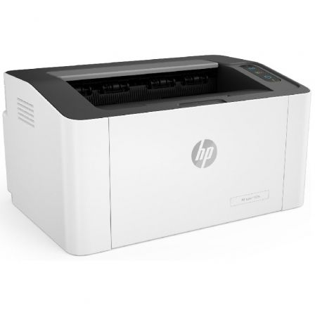 IMPRESORA HP WIFI LÁSER MONOCROMO 107W - 20PPM - 600*600PP - USB - BANDEJA 150 HOJAS - TONER 105A