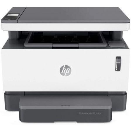 Multifunción Recargable Láser Monocromo HP Neverstop 1202NW WiFi/ Blanca