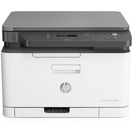 Multifunción Láser Color HP 178NW WiFi/ Blanca