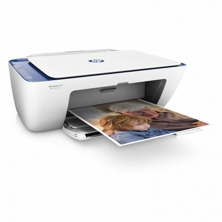 MULTIFUNCIÓN HP WIFI DESKJET 2630 - 7.5/5.5 PPM ISO - RES. HASTA 4800X1200PPP - SCAN 1200PPP ÓPTICA 24BITS - COPIA 600X300PPP - USB 2.0 - CART. 304/XL