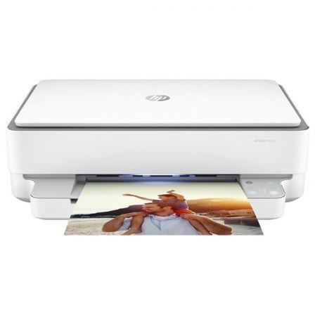 Multifunción HP Envy 6020 WiFi/ Dúplex/ Blanca