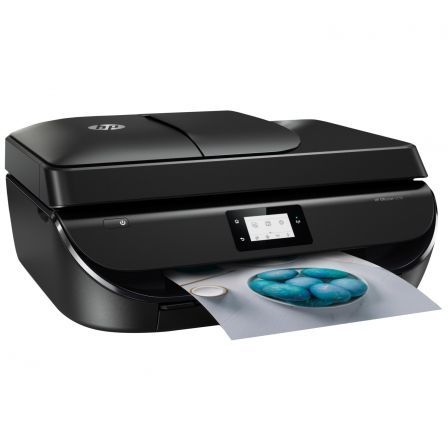 MULTIFUNCIÓN HP WIFI CON FAX OFFICEJET 5230 - 20/17PPM A4 BORRADOR - DUPLEX - ESCÁNER 1200PPP - ADF - EPRINT- AIRPRINT - USB - CART. 302/XL