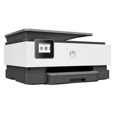 Multifunción HP Officejet Pro 8024 Wifi/ Fax/ Dúplex/ Blanca