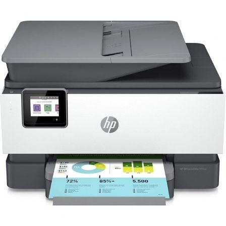Multifunción HP Officejet Pro 9010e WiFi/ Fax/ Dúplex/ Blanca