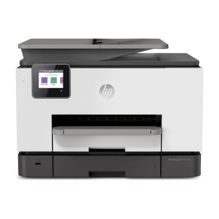 MULTIFUNCIÓN HP WIFI CON FAX OFFICEJET PRO 9020 - 24/20PPM - DUPLEX - SCAN DOBLE CARA - USB HOST - LAN - ADF - BANDEJA 250 HOJAS -CART 963/XL BK/C/M/Y