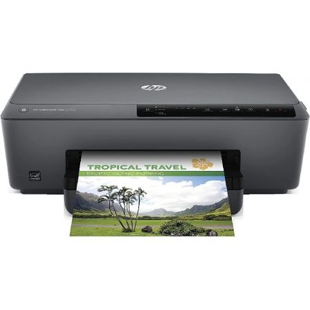 IMPRESORA HP WIFI OFFICEJET PRO 6230 - 18PPM NEGRO/10PPM COLOR - 600X1200PPP - DUPLEX - EPRINT/AIRPRINT / CARTUCHOS INDEPEN. 934/935 XL