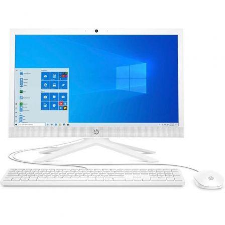 PC All in One HP 21-B0007NS Intel Celeron  J4025/ 4GB/ 256GB SSD/ 20.7