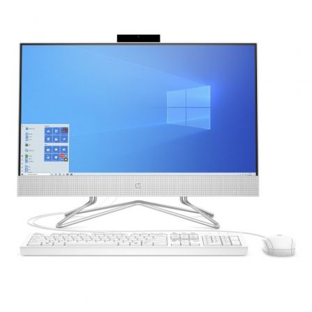 PC All in One HP 22-DF0054NS Intel Pentium J5040/ 8GB/ 256GB SSD/ 21.5