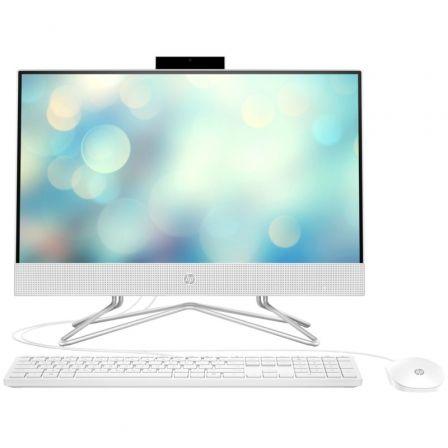PC All in One HP 22-DF0062NS Intel Core i5-10400T/ 8GB/ 256GB SSD/ 21.5