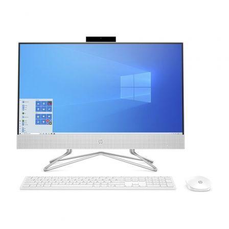 PC All in One HP 24-DF0046NS Intel Core i3-10100T/ 8GB/ 512GB SSD/ 23.8