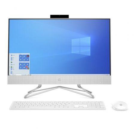 PC All in One HP 24-DF0101NS Intel Pentium G6400T/ 8GB/ 512GB SSD/ 23.8