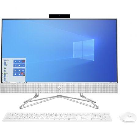 PC All in One HP 24-DF0104NS Intel Core i5-10400T/ 8GB/ 512GB SSD/ 23.8