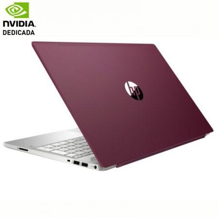 PORTÁTIL HP PAVILION 15-CS0003NS - I5-8250U 1.6GHZ - 12GB - 256GB SSD - NVIDIA GF MX130 2GB - 15.6'/39.6CM FHD - HDMI - W10