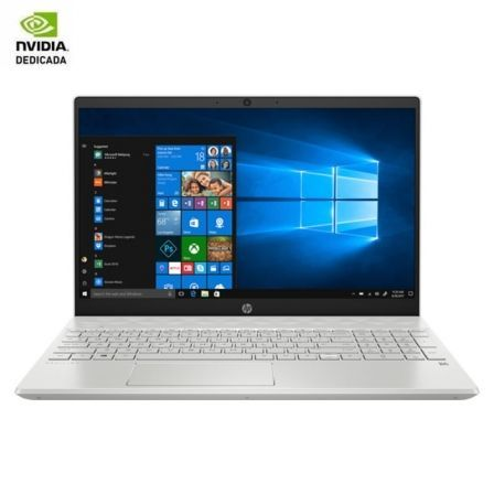 PORTÁTIL HP PAVILION 15-CS2003NS - I5-8265U 1.6GHZ - 12GB - 256GB SSD PCIe NVMe - GEFORCE MX130 2GB - 15.6'/39.6CM FHD - HDMI - BT - NO ODD - W10 - BL