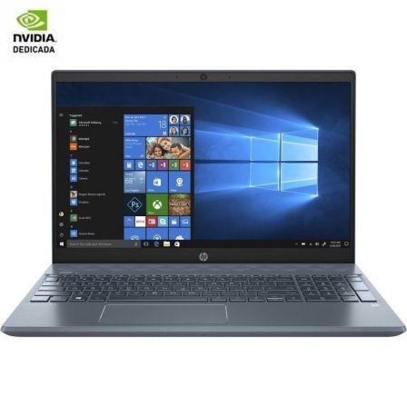 PORTÁTIL HP PAVILION 15-CS3015NS - I7-1065G7 1.3GHZ - 16GB - 512GB SSD PCIe NVMe - GEFORCE MX250 2GB - 15.6'/39.6CM FHD - HDMI - BT - NO ODD - W10 - A