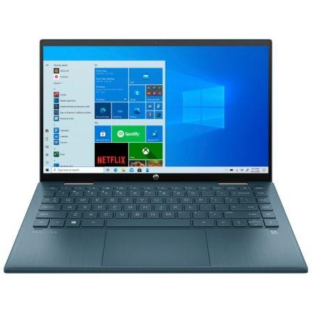 Portátil Convertible HP Pavilion X360 14-DY0003NS Intel Core i3-1125G4/ 8GB/ 256GB SSD/ 14