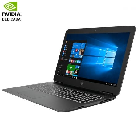 PORTÁTIL HP 15-BC401NS - I5-8250U 1.6GHZ - 8GB - 1TB - GEFORCE GTX1050 2GB - 15.6'/39.6CM FHD - BT - HDMI - 3XUSB - W10 - NEGRO SOMBRA