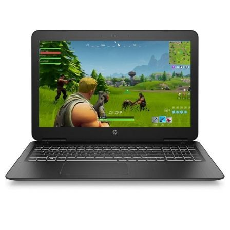 PORTÁTIL HP 15-BC451NS - I7-8750H 2.2GHZ - 8GB - 1TB+128SSD - GEFORCE GTX1050 4GB - 15.6'/39.6CM FHD - WIFI AC - FREEDOS 2.0 - NEGRO SOMBRA
