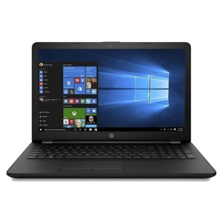 PORTÁTIL HP 15-BS198NS - I3-5005U 2.0GHZ - 4GB - 500GB - 15.6'/39.6CM HD - DVD RW - HDMI - BT - W10 - NEGRO AZABACHE