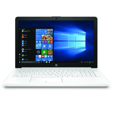 PORTÁTIL HP 15-DA0147NS - I5-7200U 2.5GHZ - 8GB - 512GB SSD - 15.6'/39.6CM HD - HDMI - BT - W10 HOME - BLANCO NIEVE