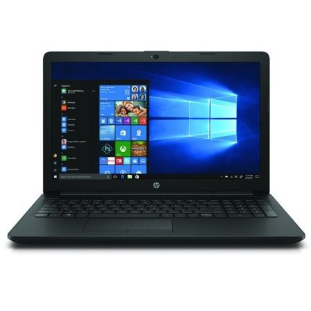 PORTÁTIL HP 15-DA0195NS - I3-7020U 2.3GHZ - 8GB - 128GB SSD - 15.6'/39.6CM HD - HDMI - BT - NO ODD - W10 - NEGRO AZABACHE