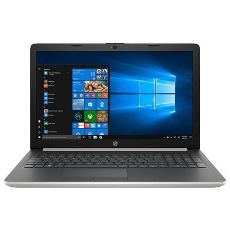 PORTÁTIL HP 15-DA0198NS - I3-7020U 2.3GHZ - 8GB - 128GB SSD - 15.6'/39.6CM HD - HDMI - BT - NO ODD - W10 - PLATA