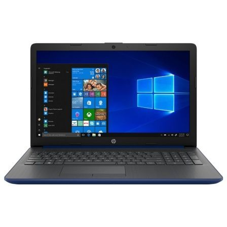 PORTÁTIL HP 15-DA0200NS - I3-7020U 2.3GHZ - 8GB - 1TB - 15.6'/39.6CM HD - HDMI - BT - NO ODD - W10 - AZUL LUMIERE